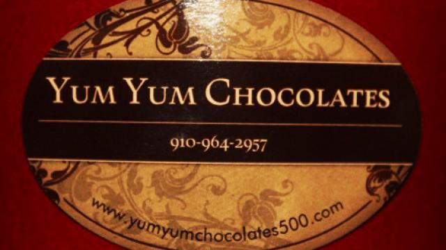 Yum Yum Chocolates